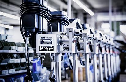 Weisser Großküchentechnik eigene Fertigung Geräte und Maschinen