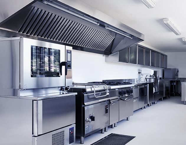Weisser Großküchentechnik Gemeinschaftsküche