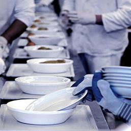 Weisser Großküchentechnik Gemeinschaftsverpflegung