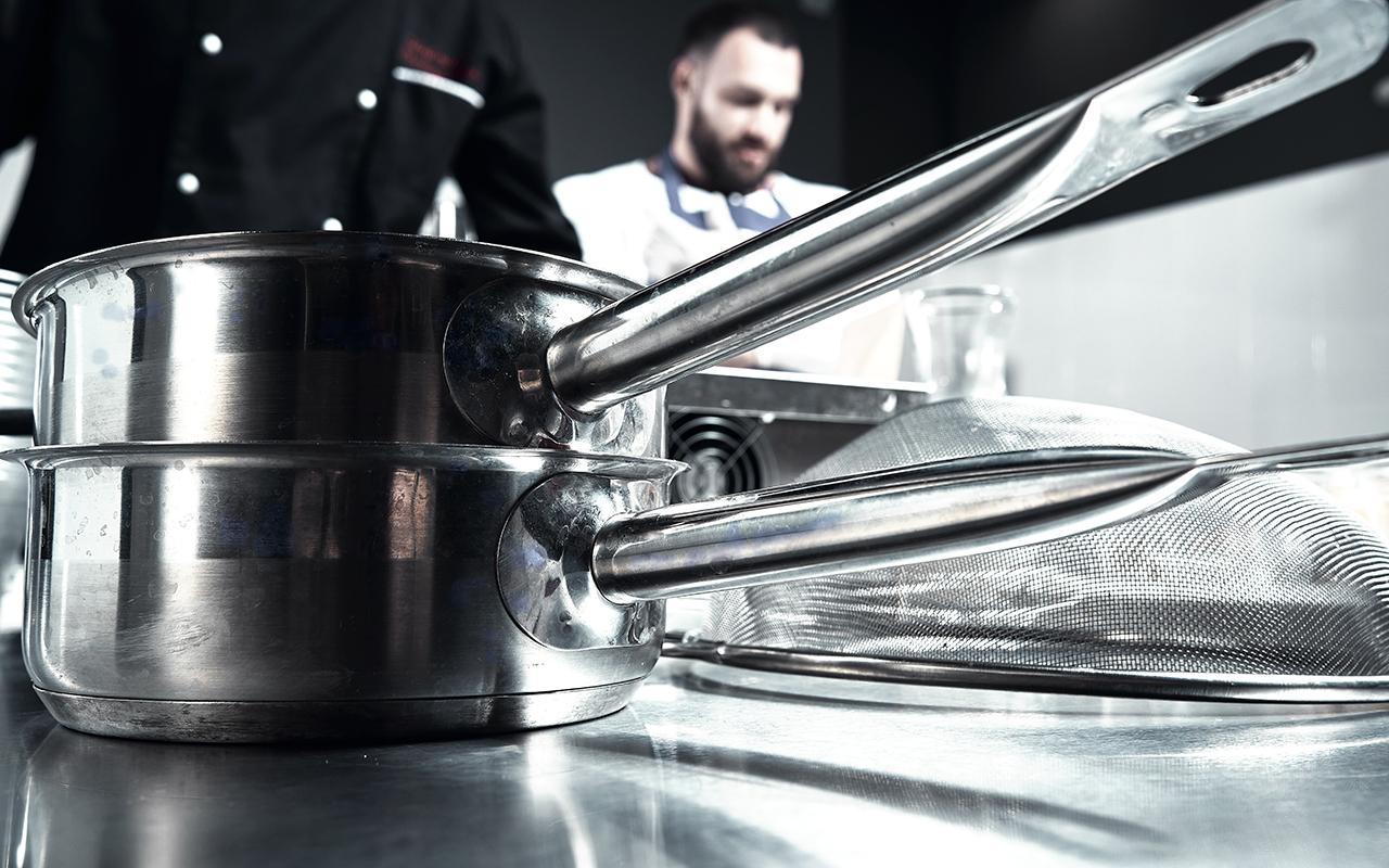 Weisser Großküchentechnik Küche Hotel